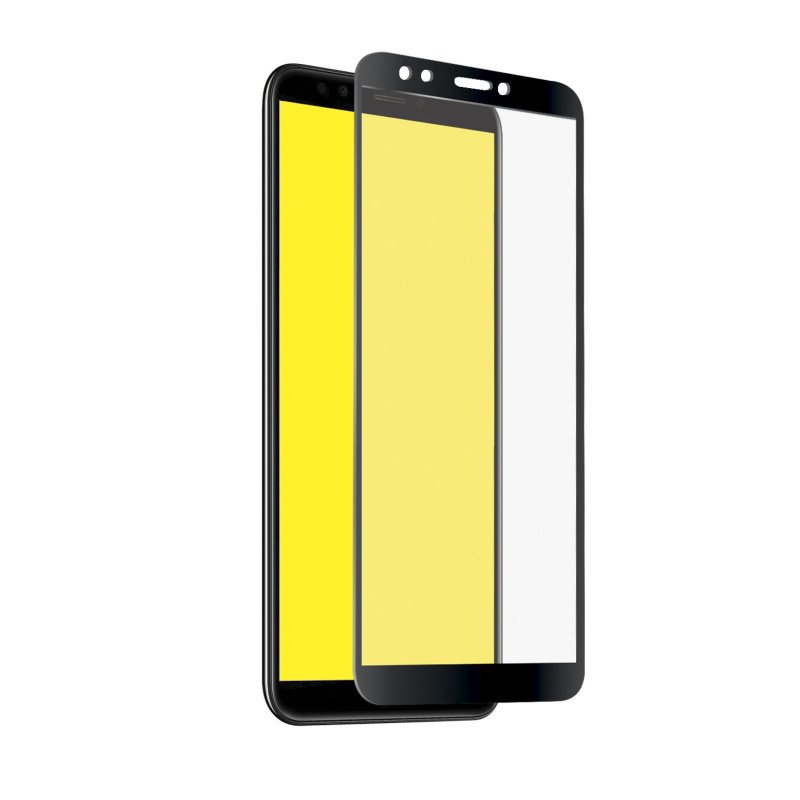 Full Cover glass screen protector for Huawei Y7 2018/Y7 Prime 2018/Honor 7C