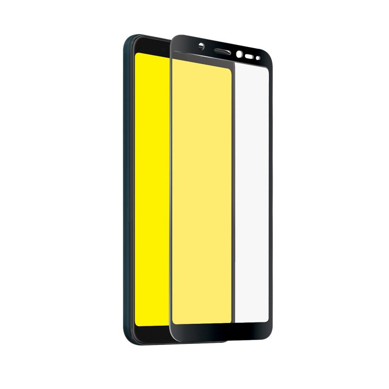Full Cover glass screen protector for Wiko View