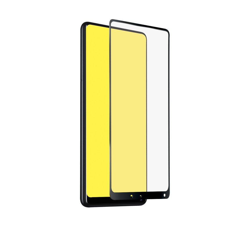 Full Cover glass screen protector for Xiaomi Mi Mix 2