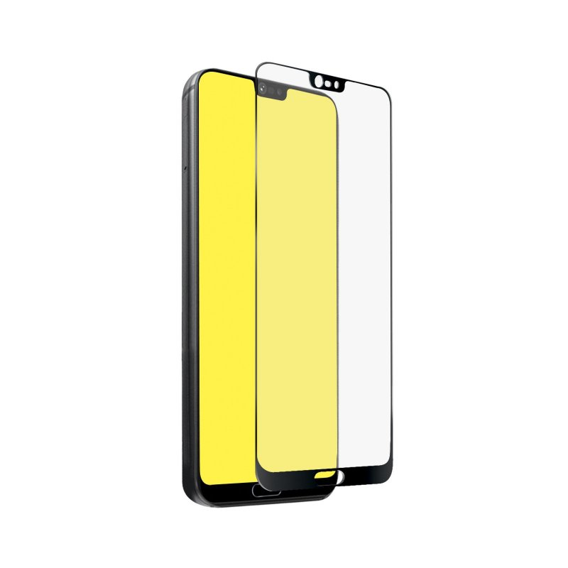 Full Cover Glass Screen Protector for Huawei P20