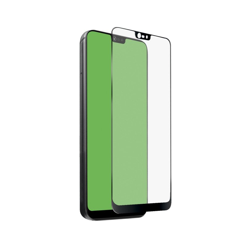 4D Full Glass Screen Protector for Huawei P20 Lite