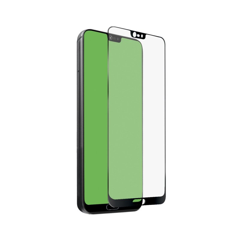 4D Full Glass Screen Protector for Huawei P20