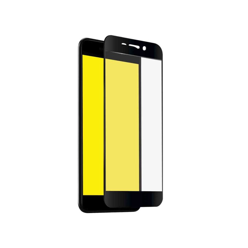 Full Cover Glass Screen Protector for Huawei Honor 6C Pro