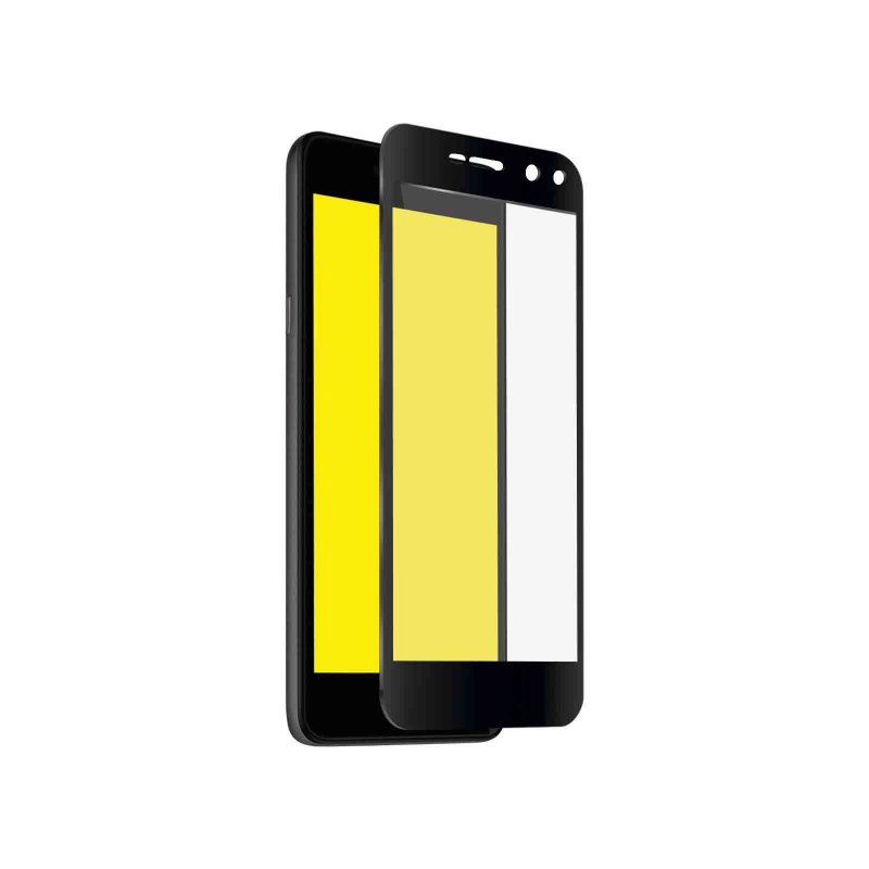 Full Cover Glass Screen Protector for Huawei Y6 2017/Nova Young