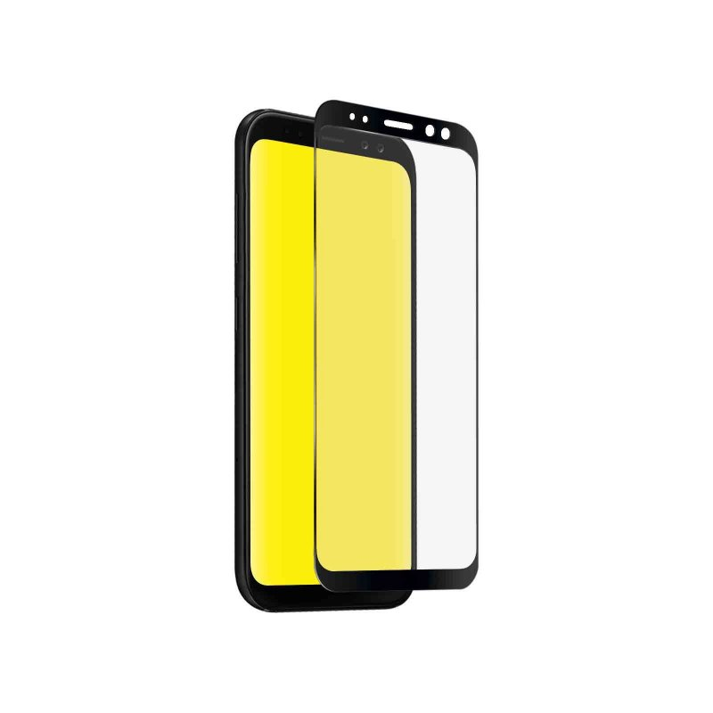 Full Cover Glass Screen Protector for Samsung Galaxy A8+ 2018