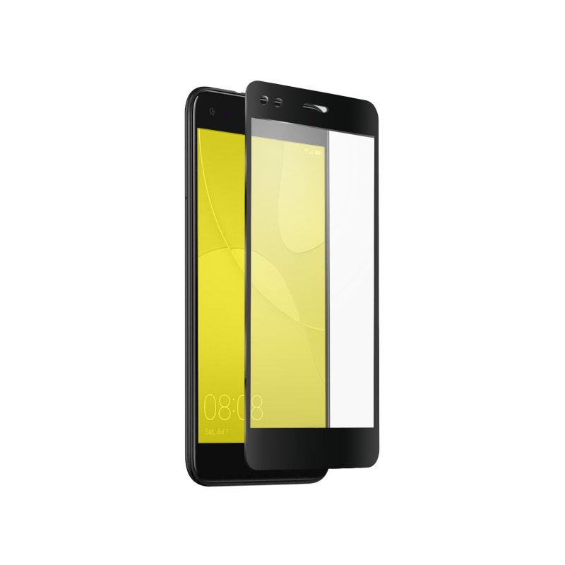 Full Cover Glass Screen Protector for Huawei Y6 Pro 2017 / P9 Lite Mini
