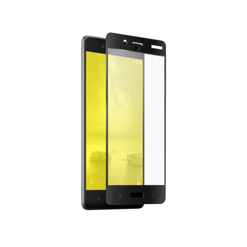 Full Cover Glass Screen Protector for Nokia 8