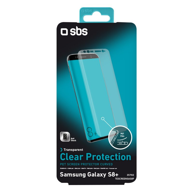 Clear Protection for the Samsung Galaxy S8+