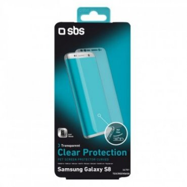 Clear Protection for the Samsung Galaxy S8