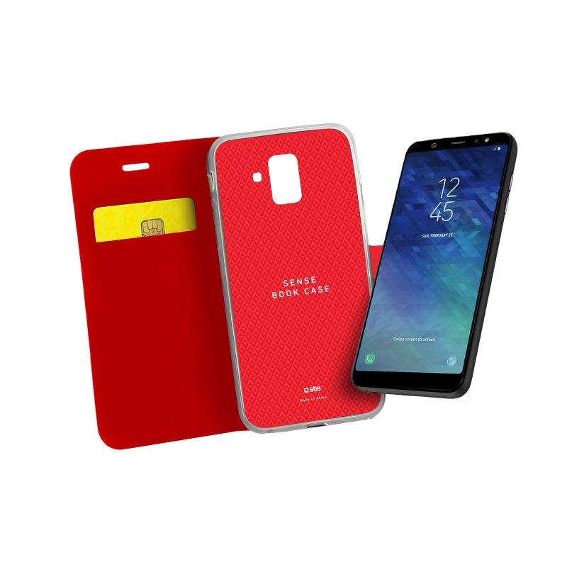 Samsung Galaxy A6 Book Sense case