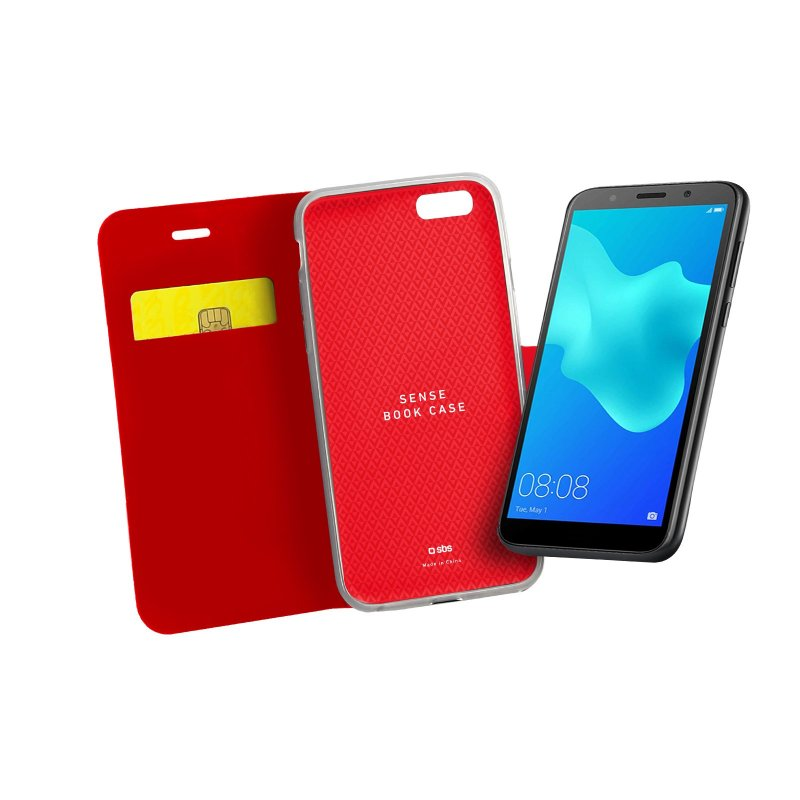Huawei Y5 2018/Honor 7S Book Sense case
