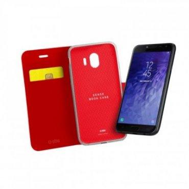 Samsung Galaxy J4 Book Sense case