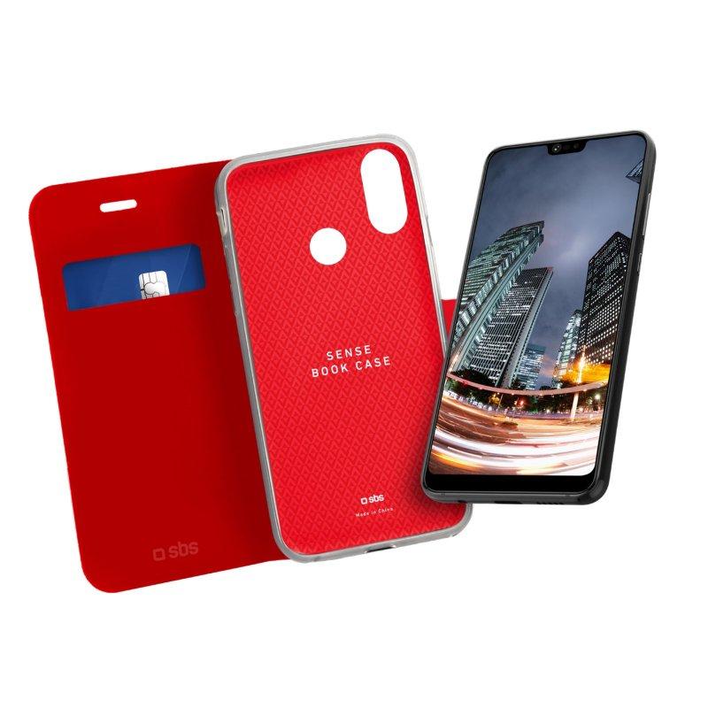 Huawei P20 Lite Book Sense case