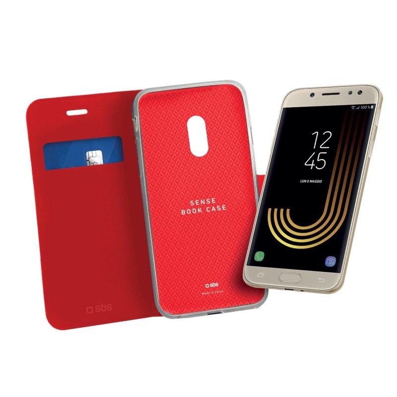 Samsung Galaxy J3 2017 Book Sense case