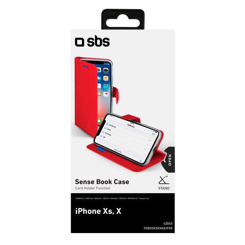 iPhone XS/X Book Sense case