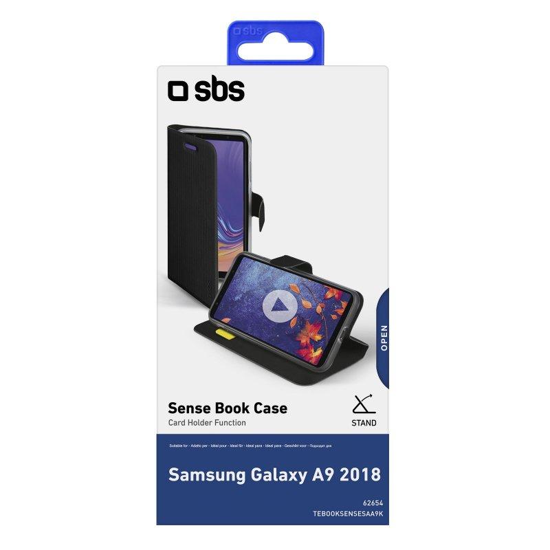 Samsung Galaxy A9 2018 Book Sense case