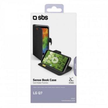 LG Q7 Book Sense case