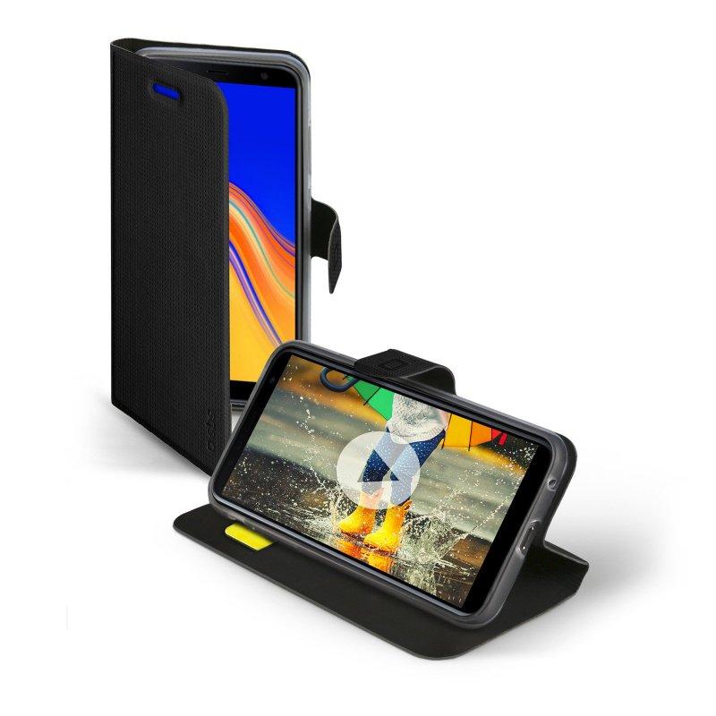 Samsung Galaxy J4+ Book Sense case