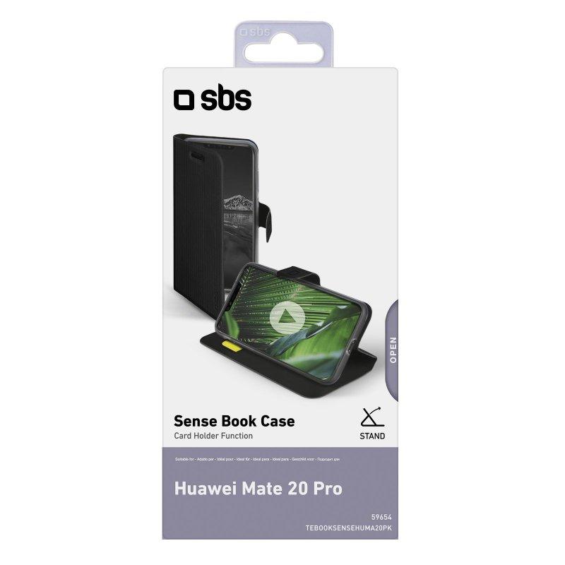 Huawei Mate 20 Pro Book Sense case