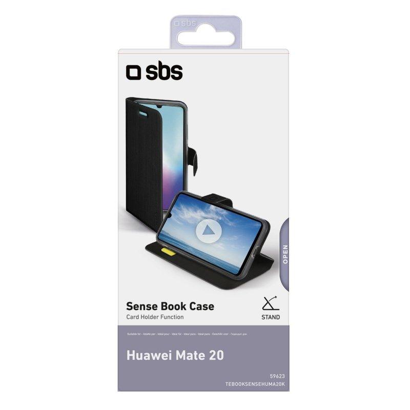 Huawei Mate 20 Book Sense case