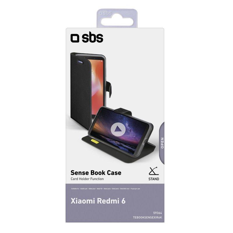 Xiaomi Redmi 6 Book Sense case