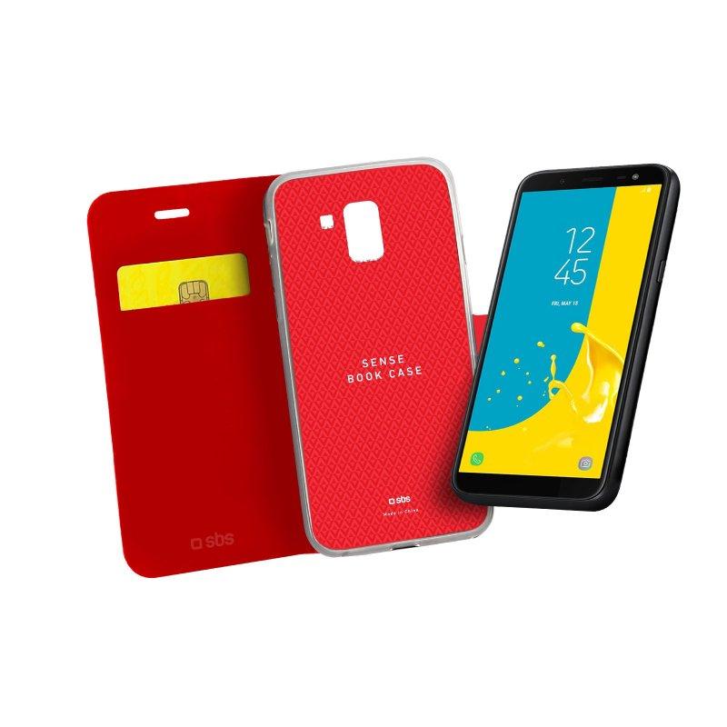 Samsung Galaxy J6 Book Sense case