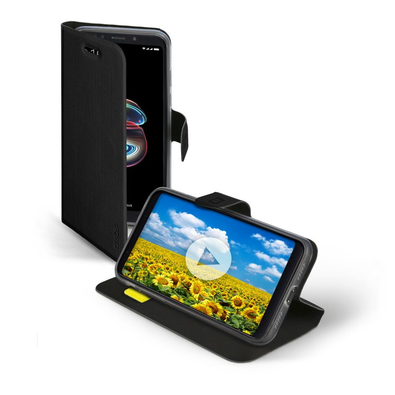 Xiaomi Redmi 5 Plus Book Sense case