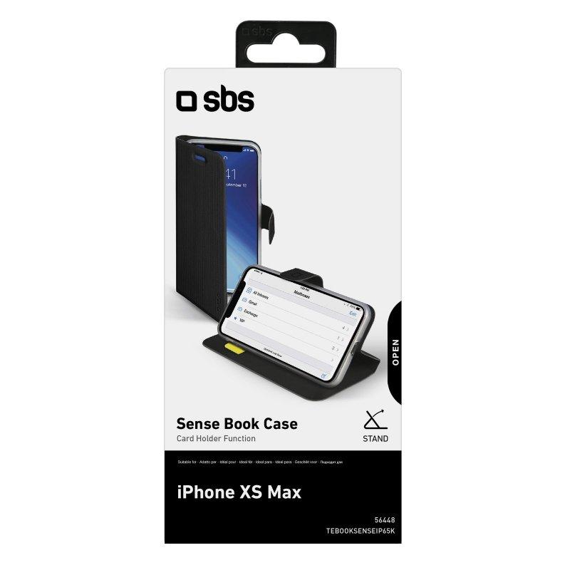 iPhone XS Max Book Sense case