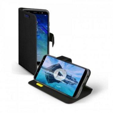 Handyhülle Book Sense für Samsung Galaxy A6