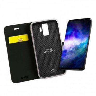 Samsung Galaxy S9+ Book Sense case