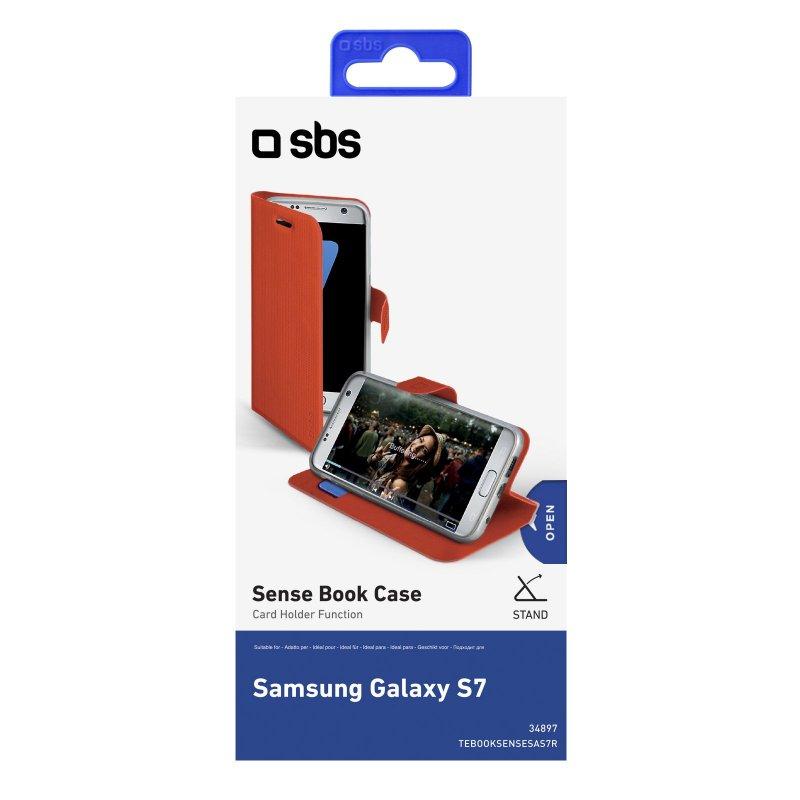 Samsung Galaxy S7 Book Sense case
