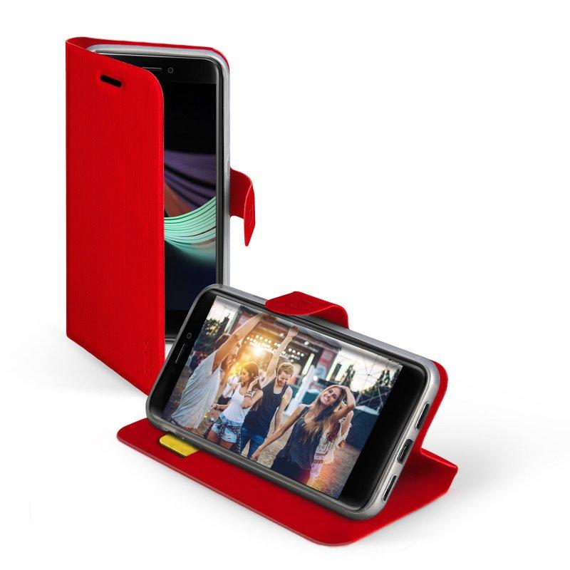 Huawei P8 Lite 2017/P9 Lite 2017/Honor 8 Lite/Nova Lite Book Sense case