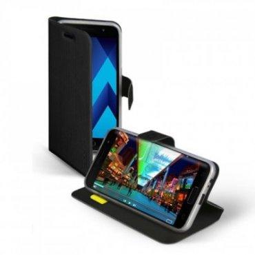 Funda Book Sense para el Samsung Galaxy A3 2017