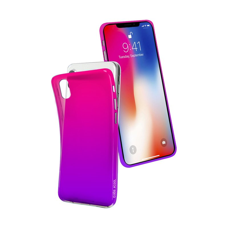 Cool cover for the iPhone XS/X