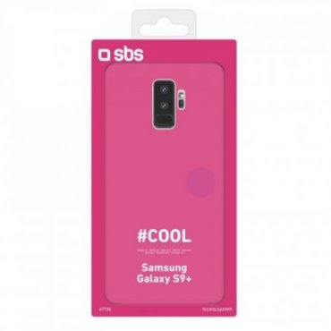 Cool cover for the Samsung Galaxy S9+