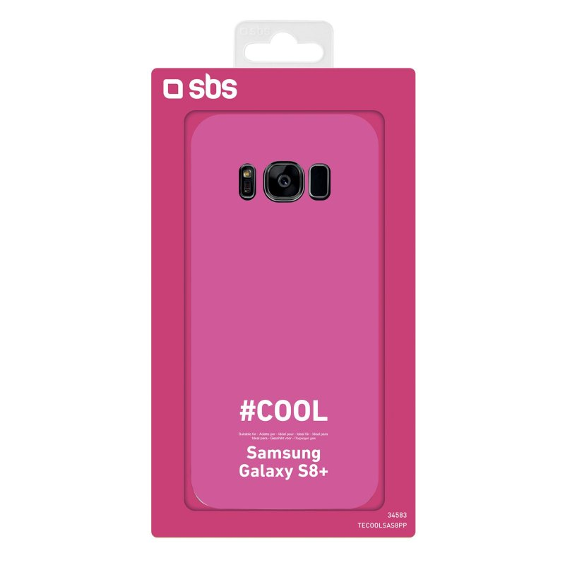 Cool cover for the Samsung Galaxy S8+