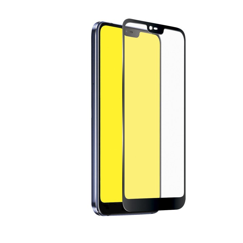 Full Cover Glass Screen Protector for Nokia 7.1