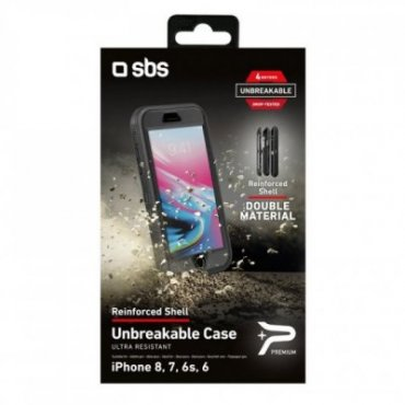 Unbreakable cover for iPhone 8/7/6s/6