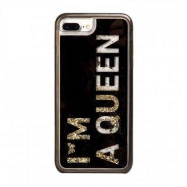 Queen cover for iPhone 8 Plus/7 Plus/6s Plus/6 Plus