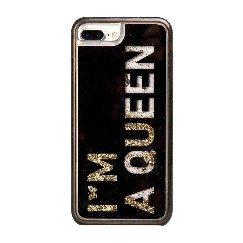 Cover Queen per iPhone 8 Plus/7 Plus/6s Plus/6 Plus
