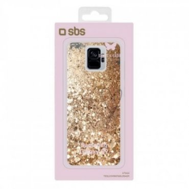 Gold Cover for Samsung Galaxy S9