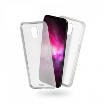 Clear Fit Cover for Samsung Galaxy S9