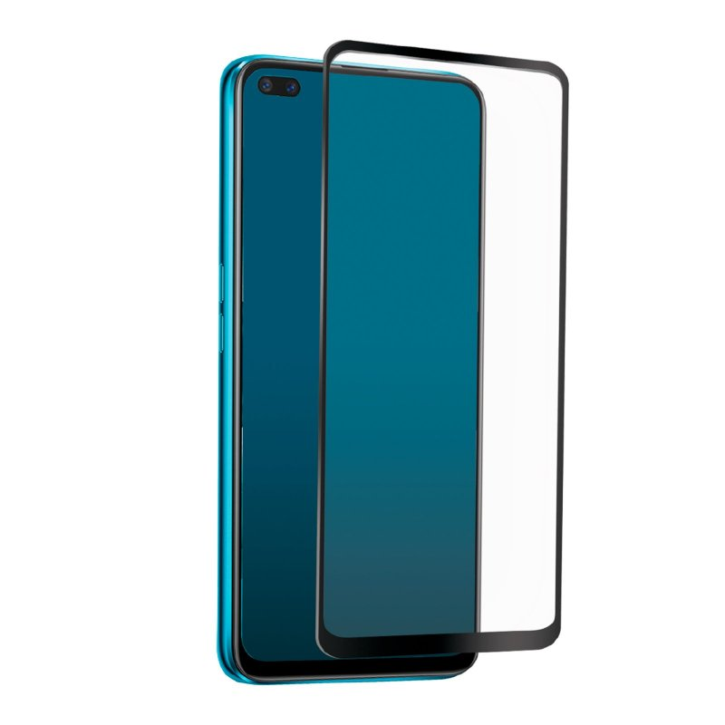 Full Cover Glass Screen Protector for Realme X3/X3 SuperZoom