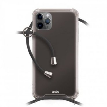 School cover with neck strap for iPhone 11 Pro Max