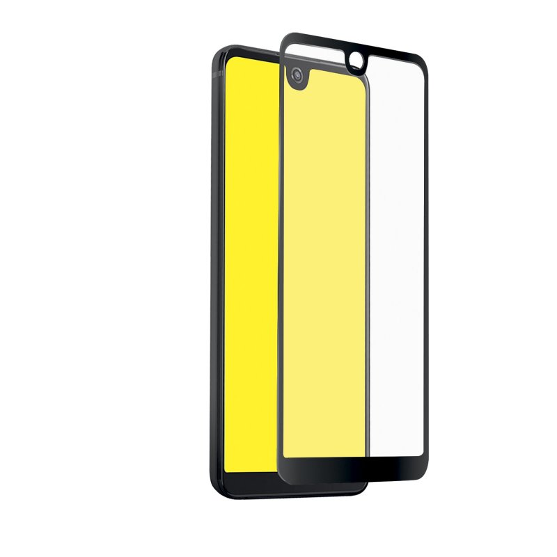 Full Cover Glass Screen Protector for Wiko View 2 Pro