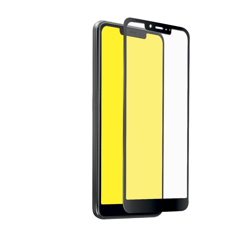 Full Cover Glass Screen Protector for Wiko View 2 Plus