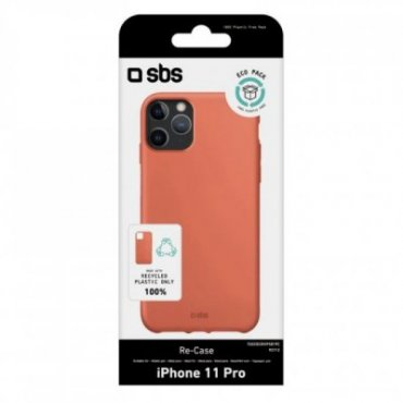 Recycled plastic cover for iPhone 11 Pro