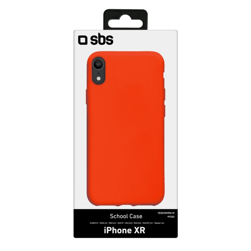School cover for iPhone XR