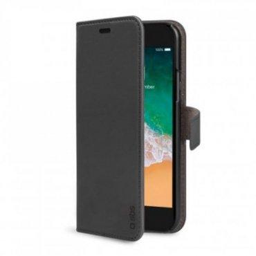 Custodia Book Wallet con funzione stand per iPhone SE 2020/8/7