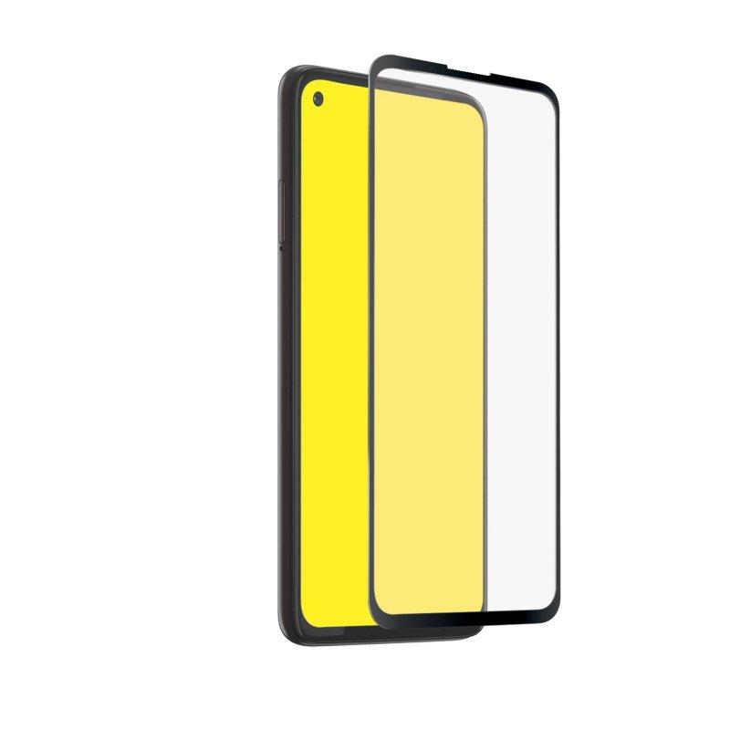Full Cover Glass Screen Protector for Motorola Moto G8 Power